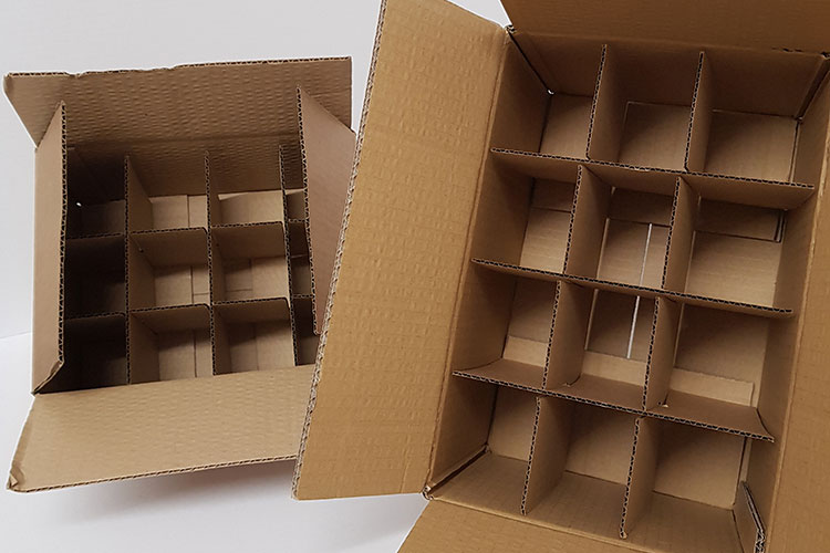Printed boxes 1